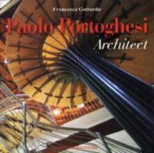 Paolo Portoghesi architetto - Francesca Gottardo - copertina