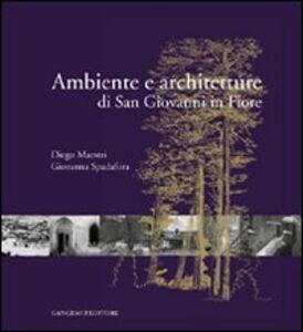 Foto Cover di Ambiente e architetture di San Giovanni in Fiore, Libro di Diego Maestri,Giovanna Spadafora, edito da Gangemi