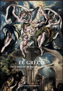 El Greco. I due dipinti di palazzo Barberini. Ediz. illustrata - copertina