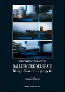 Dalle figure del reale. Risignificazioni e progetti - Antonino Terranova - copertina
