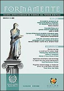Formamente. Rivista internazionale sul futuro digitale (2009). Ediz. italiana e inglese vol. 1-2