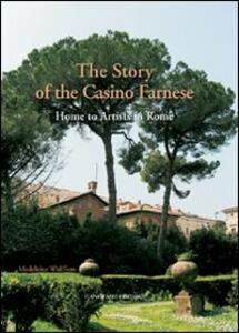 The story of the Casino Farnese. Home to artists in Rome