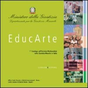 EducArte - Isabella Mastropasqua,Roberta Rao - copertina