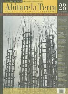 Abitare la terra. Ediz. italiana e inglese. Vol. 28 - copertina
