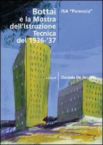 Bottai e la mostra dell'istruzione tecnica del 1936-'37 - copertina