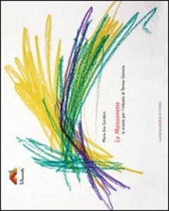 La Maisonnette. La scuola per l'infanzia di Teresa Genova - copertina
