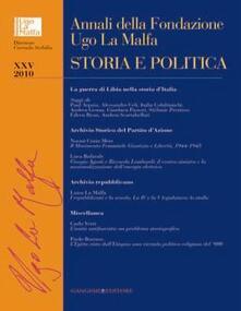 Annali della Fondazione Ugo La Malfa. Vol. 25.pdf