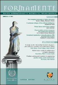 Formamente. Rivista internazionale sul futuro digitale (2011). Ediz. italiana e inglese vol. 1-2 - copertina