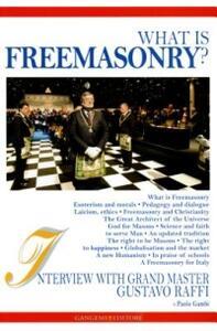 What is freemasonry? Interview with grand master Gustavo Raffi - copertina