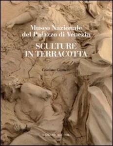 Sculture in terracotta. Museo Nazionale del Palazzo di Venezia