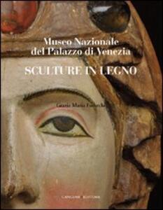 Sculture in legno. Museo Nazionale del Palazzo di Venezia - copertina