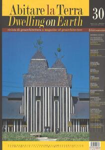 Abitare la terra. Ediz. italiana e inglese. Vol. 30 - copertina