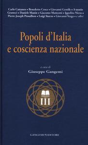 Popoli d'Italia e coscienza nazionale - copertina