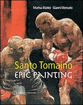 Santo Tomaino. Epic painting