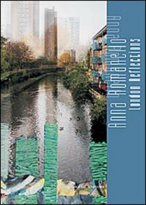 London reflections - Anna Romanello - copertina