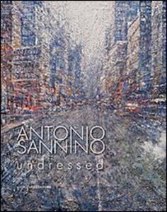 Antonio Sannino. Undressed - copertina
