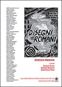 Libro Disegni romani