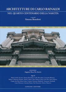 Architetture di Carlo Rainaldi nel quarto centenario della nascita - copertina