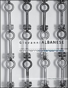 Giovanni Albanese. Ediz. italiana e inglese - copertina