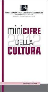 Minicifre della cultura 2012