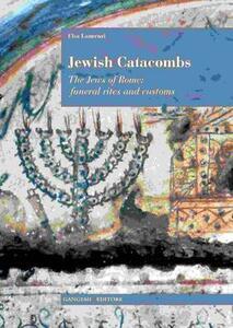 Jewish catacombs - Elsa Laurenzi - copertina