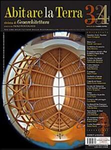 Abitare la terra. Ediz. italiana e inglese. Vol. 33-34 - copertina