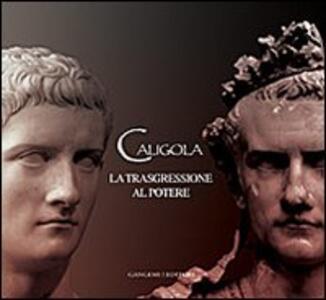 Caligola. La trasgressione al potere - copertina