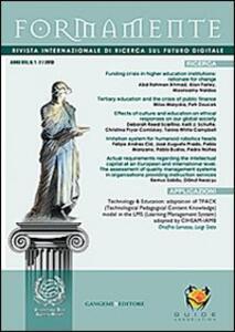 Formamente. Rivista internazionale sul futuro digitale (2013). Ediz. inglese vol. 1-2