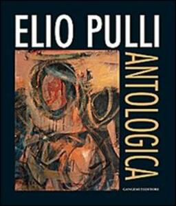 Elio Pulli. Antologica - copertina