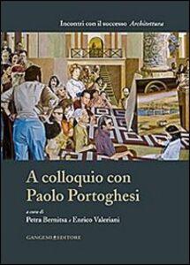 Libro A colloquio con Paolo Portoghesi