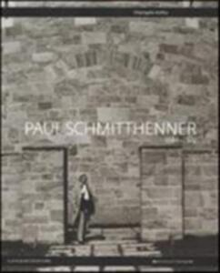 Paul Schmitthenner 1884-1972. Ediz. italiana e inglese - Vitangelo Ardito - copertina