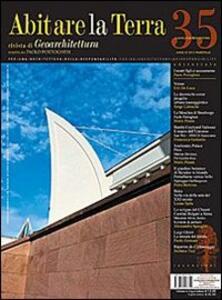 Abitare la terra (2013). Vol. 35 - copertina
