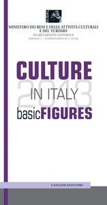 Culture in Italy 2013 - copertina