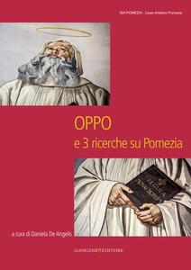Oppo e 3 ricerche su Pomezia - copertina