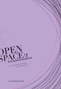 Incursioni figurative. Open space 2 - copertina