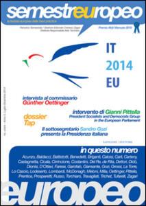 Semestre europeo (2014). Vol. 4