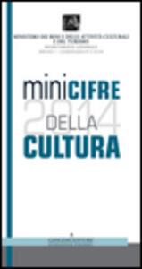 Minicifre della cultura 2014 - copertina