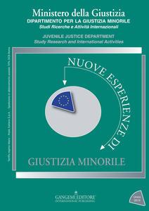 Nuove esperienze di giustizia minorile. Unico 2014 - copertina