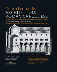 Architettura romanica pugliese-Apulian romanesque architecture - Enrica Leonardis - copertina