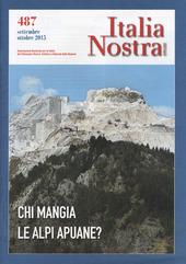 Italia nostra (2015). Vol. 487