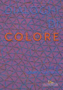 Dialoghi di colore - copertina