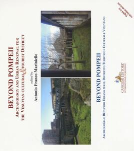 Beyond Pompeii. Archaeology and urban renewal for the Vesuvian cultural & tourist district - copertina