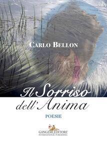 Il sorriso dell'anima - Carlo Bellon - copertina