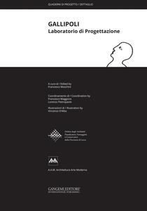 Gallipoli. Laboratorio di progettazione. Ediz. illustrata - copertina