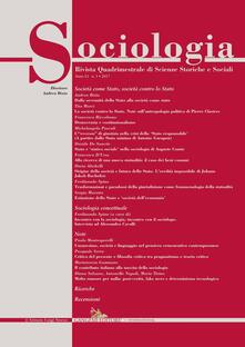 Criticalwinenotav.it Sociologia. Rivista quadrimestrale di scienze storiche e sociali (2017). Vol. 1 Image