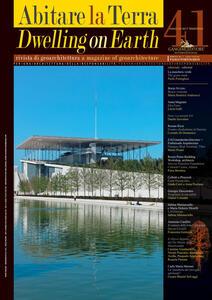 Abitare la terra. Ediz. italiana e inglese (2016). Vol. 41 - copertina