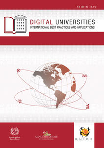 Digital universities. International best practices and applications (2018). Vol. 1-2 - copertina
