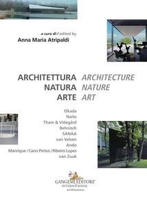 Architettura natura arte-Architecture nature art. Ediz. italiana e inglese - copertina