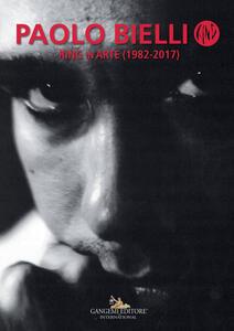 Paolo Bielli. Ring in arte (1982-2017). Ediz. a colori - copertina