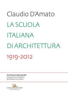 Osteriacasadimare.it La scuola italiana di architettura 1919-2012. Saggio sui modelli didattici e le loro trasformazioni nell'insegnamento dell'architettura Image